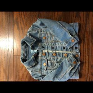 Girls baby Gap jean jacket